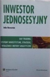 Jake Bernstein • Inwestor jednosesyjny