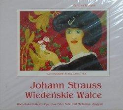 Johann Strauss • Wiedeńskie Walce • CD