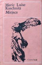 Marie Luise Kaschnitz • Miejsca