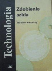 Wacław Nowotny • Zdobienie szkła