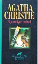 Agata Christie • Pięć małych świnek