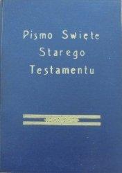 Jakub Wujek • Pismo Święte Starego Testamentu