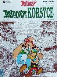 Gościnny, Uderzo • Asterix. Asteriks na Korsyce. Zeszyt 5/94