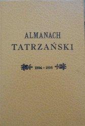 Almanach Tatrzański 1894-1895