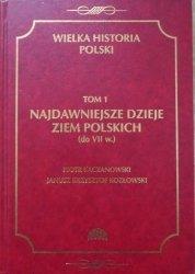 Piotr Kaczanowski, Janusz Kozłowski • Najdawniejsze dzieje ziem polskich