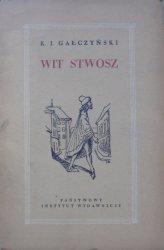 Konstanty Ildefons Gałczyński • Wit Stwosz [Jadwiga Umińska]