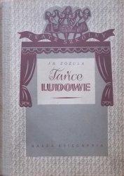 Franciszka Zozula • Tańce ludowe [dodatek z nutami]