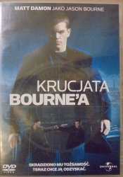 Paul Greengrass • Krucjata Bourne'a • DVD