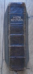 O.G. Lefebvre Benedyktyn • Mszał rzymski z dodaniem nabożeństw nieszpornych [1932]