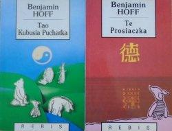 Benjamin Hoff • Tao Kubusia Puchatka. Te prosiaczka [komplet]