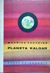 Maurice Vauthier • Planeta Kalgar