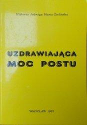 Elżbieta Jadwiga Maria Zielińska • Uzdrawiająca moc postu