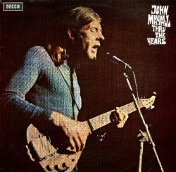 John Mayall • Thru the Years • CD