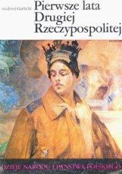 Andrzej Garlicki • Pierwsze lata Drugiej Rzeczypospolitej [III-58]