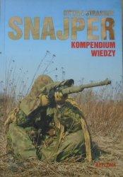 Stefan Strasser • Snajper. Kompendium wiedzy