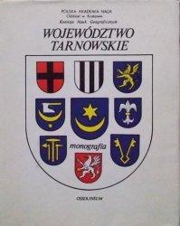 Jadwiga Waszyńska • Województwo tarnowskie. Monografia