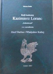 Marian Satała • Król kurkowy Kazimierz Loranc 'Podhalańczyk' oraz marszałkowie Józef Durbas i Władysław Kufrej