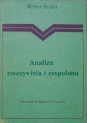 Walter Rudin • Analiza rzeczywista i zespolona