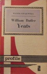 Wanda Krajewska • William Butler Yeats [Tadeusz Niemirski]