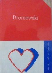 Władysław Broniewski • Liryki
