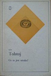 Lew Tołstoj • Co to jest sztuka?