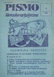 Pismo literacko-artystyczne • Astrologia w kulturze współczesnej [Weres, Doktór, Suliga, Jung]