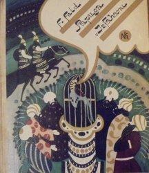 Friedrich Feld • Papuga z Isfahanu [Janusz Towpik]