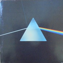 Pink Floyd • The Dark Side of the Moon • CD