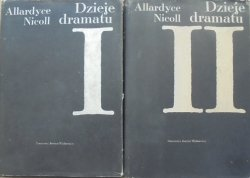 Allardyce Nicoll • Dzieje dramatu [komplet]