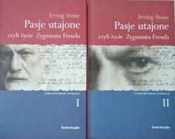 Irving Stone • Pasje utajone czyli życie Zygmunta Freuda