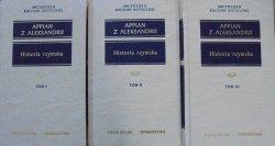 Appian z Aleksandrii • Historia rzymska [Arcydzieła Kultury Antycznej]
