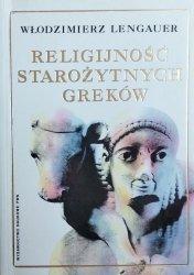 Włodzimierz Lengauer • Religijność starożytnych Greków