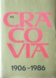 80 Lat KS Cracovia 1906-1986