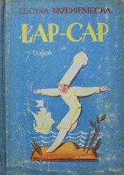 Lucyna Krzemieniecka • Łap-cap. 7 bajek [1938, Stanisław Bobiński]