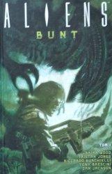 Brian Wood, Riccardo Burchielli, Tristan Jones, Tony Brescini • Aliens. Bunt