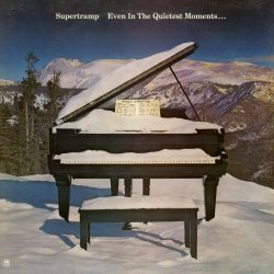 Supertramp • Even in the Quietest Moments... • CD