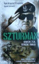 Dominik Rutkowski, Krzysztof Przepiórka • Szturman. Jeden z twórców GROM o kulisach działania specjednostek