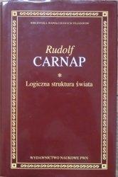 Rudolf Carnap • Logiczna struktura świata