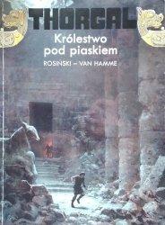 Grzegorz Rosiński, Jean Van Hamme • Thorgal: Królestwo pod piaskiem
