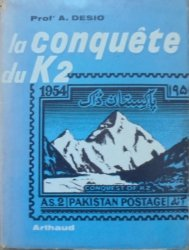 Ardito Desio • La conquete du K2