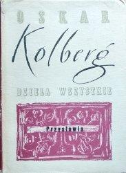 Oskar Kolberg • Przysłowia. Dzieła wszystkie 60
