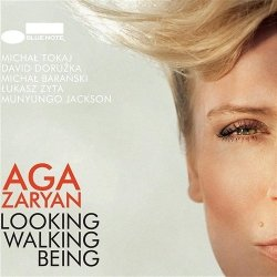 Aga Zaryan • Looking Walking Being • CD