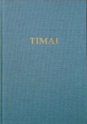 Timai • Studia poświęcone profesorowi Włodzimierzowi Lengauerowi