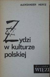 Aleksander Hertz • Żydzi w kulturze polskiej