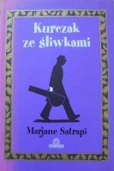 Marjane Satrapi • Kurczak ze śliwkami [dedykacja autorska]