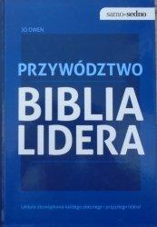 Jo Owen • Przywództwo. Biblia lidera