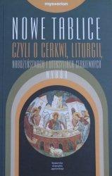 Beniamin Krasnopiewkow • Nowe Tablice czyli objaśnienie o cerkwi, liturgii, nabożeństwach i utensyliach cerkiewnych