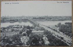 Widok na Warszawę  Vue de Varsovie