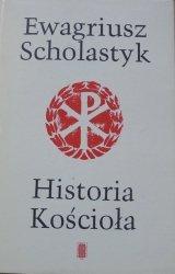 Ewagriusz Scholastyk • Historia kościoła