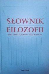 Adam Aduszkiewicz • Słownik filozofii